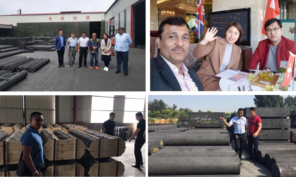 Customers In Our Factory to Discuss Cooperation