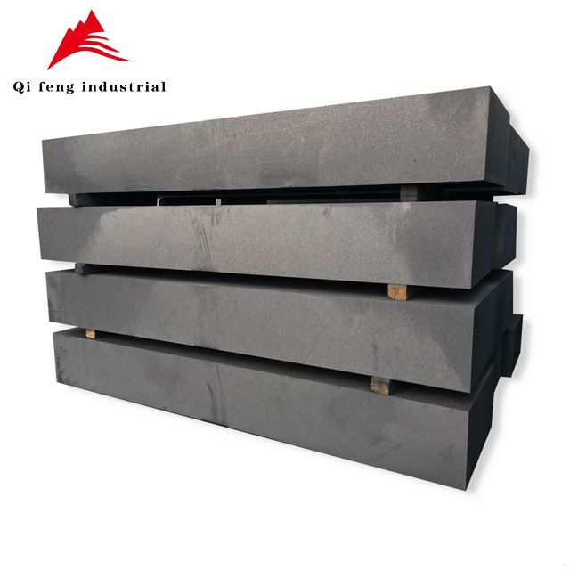 High quality/pure molded Carbon Graphite Block