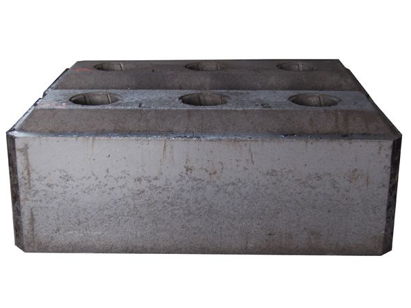 Pre baked Anode Block