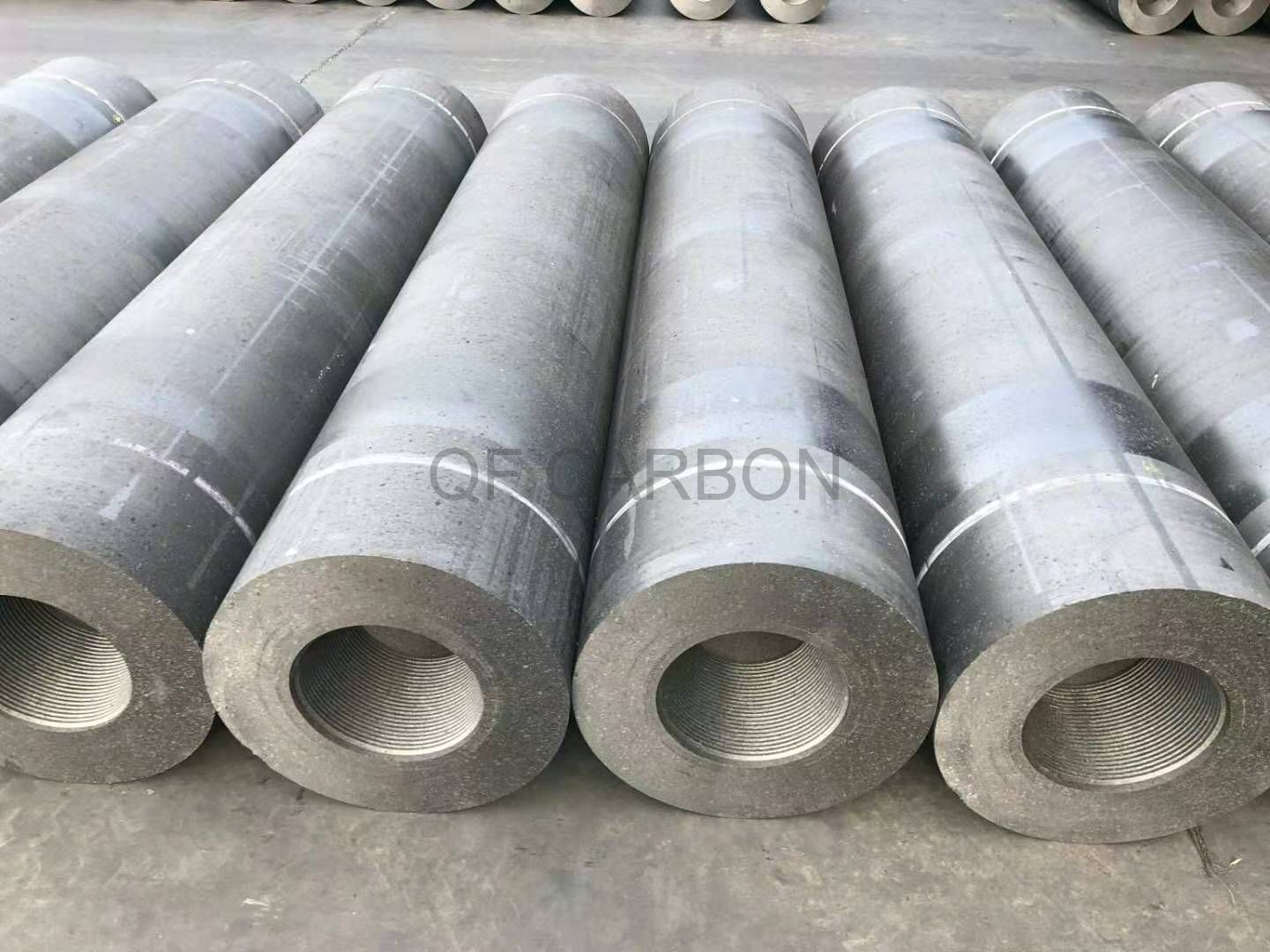 HP graphite electrodes for steel making