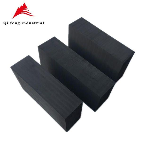 Factory Supply graphite block refractory carbon blocks